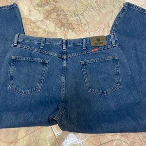 Wranglers Jeans 40x30 NWOT
